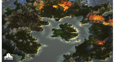 Dark Creature Island
