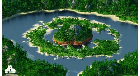 Island Pirate Map 2